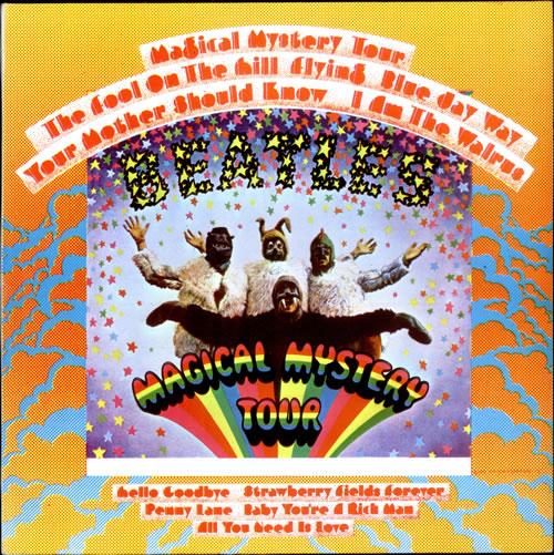 The Beatles Mystery Tour Album